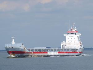 Photo of SIMUSHIR ship