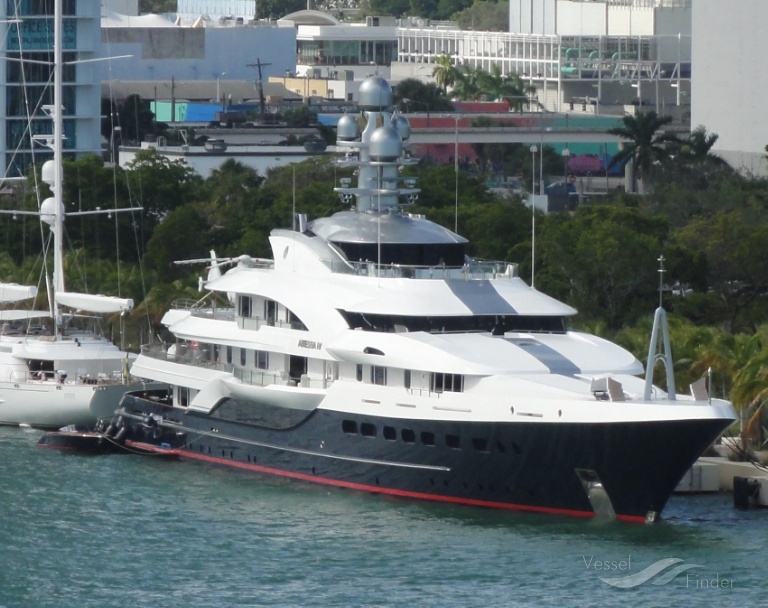 Attessa Iv Yacht Details And Current Position Imo 9179830 Mmsi