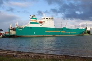 Photo of TASMANIAN ACHIEVER ship