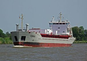 Photo of CEMSOL ship