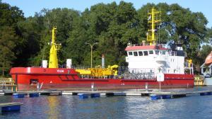 Photo of VILM ship