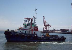 Photo of ALICE ONE ship