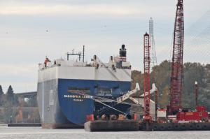 Photo of CASSIOPEIA LEADER ship