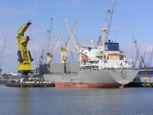 Photo of LE SHUN ship