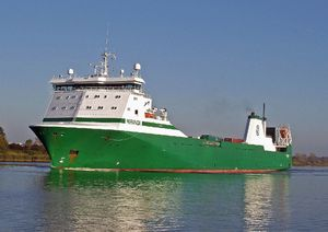 Photo of MIRANDA ship