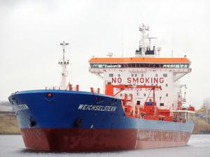 Photo of WEICHSELSTERN ship