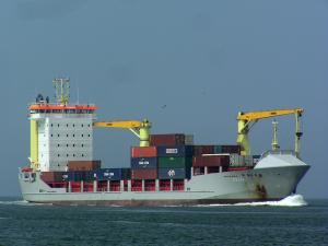 Photo of IMUA II ship