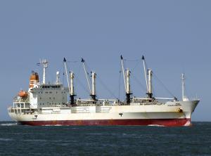 Photo of FRIO MOGAMI ship