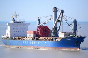 Photo of HAN HUI ship