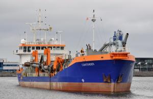 Photo of COSTA VERDE ship