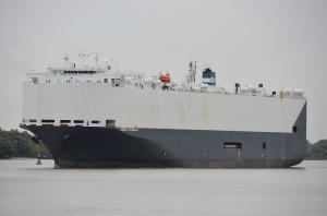 Photo of HOEGH YOKOHAMA ship