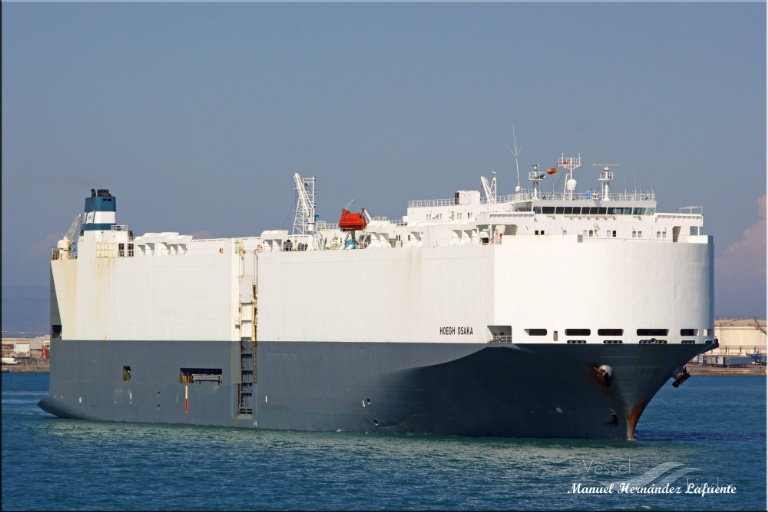HOEGH OSAKA photo
