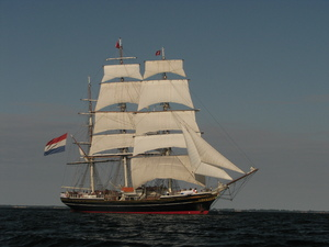 Photo of STAD AMSTERDAM ship