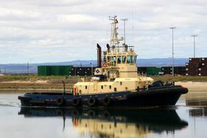 Photo of BURRA ship