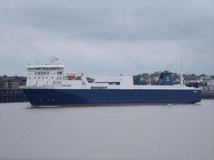 Photo of NORSTREAM ship