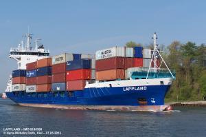 Photo of GREETJE ship