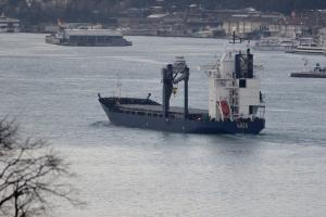Photo of LUKA ship