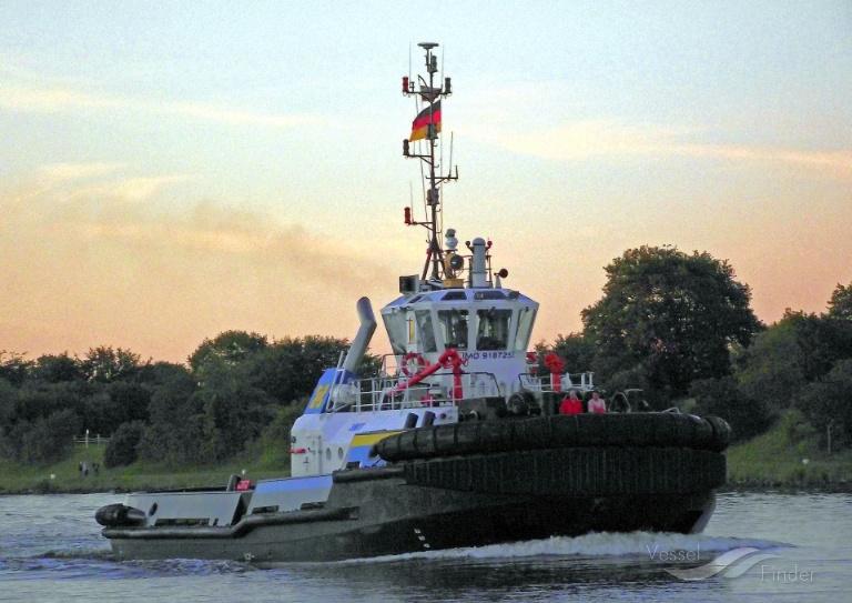 SL NIDA (MMSI: 636092280) ; Place: Kiel_Canal/ Germany