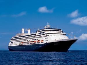 Photo of ms Amsterdam ship