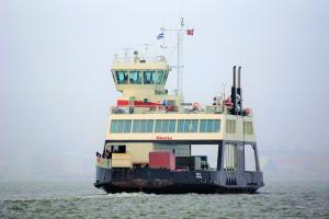 Photo of MENJA ship