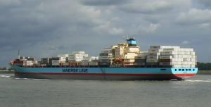 Photo of LUNA MAERSK ship