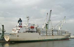 Photo of CROWN TOPAZ ship