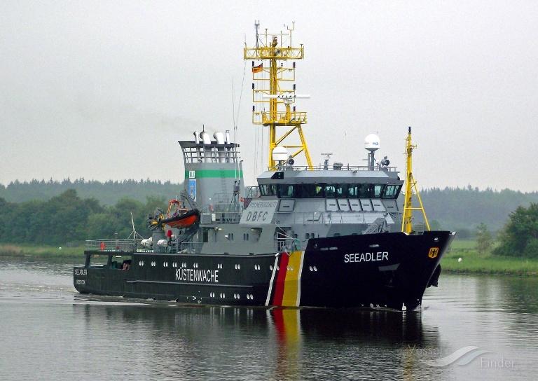 SEEADLER (MMSI: 211316340) ; Place: Kiel_Canal