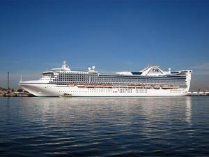 Photo of Golden Princess ship