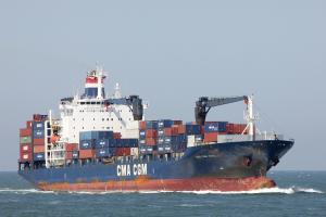 Photo of CMA CGM UTRILLO ship