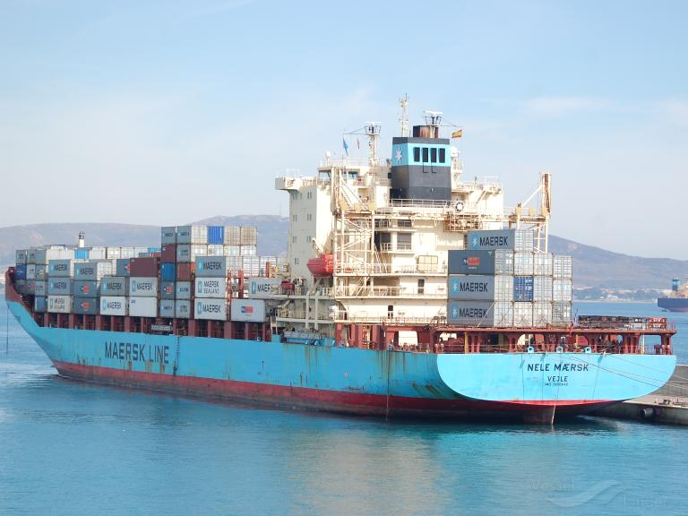 NELE MAERSK photo