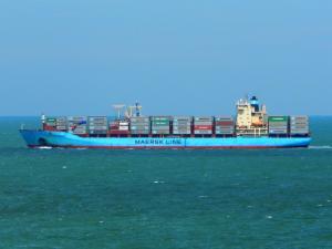 Photo of NICOLAI MAERSK ship