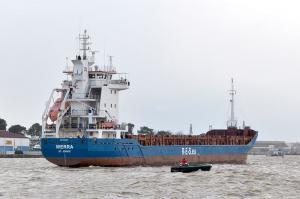 Photo of WERRA ship