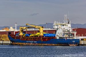 Photo of ITT LEOPARD ship