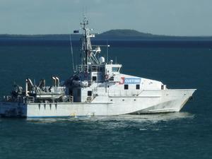 Photo of HERVEY BAY ship