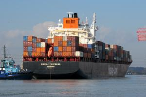 Photo of SEOUL EXPRESS ship