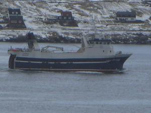 Photo of LERKUR ship
