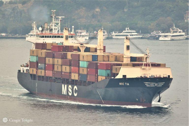 MSC TIA photo