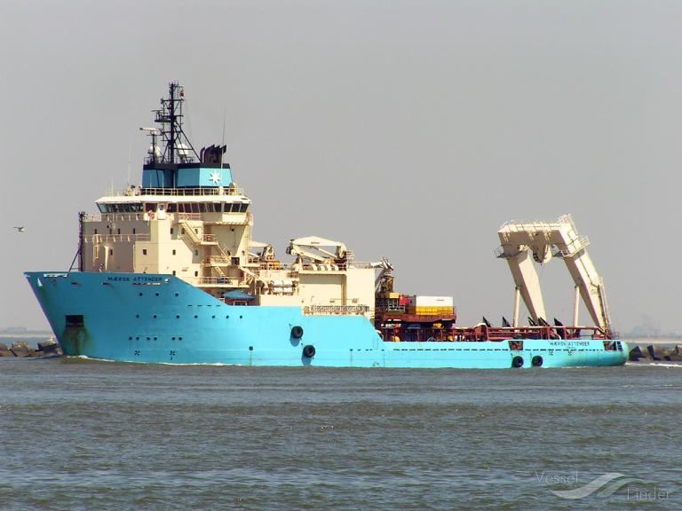MAERSK ATTENDER photo