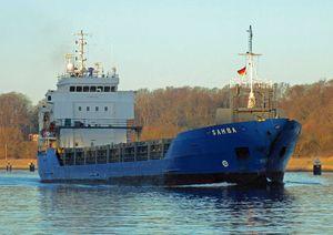 Photo of TA HWA ship