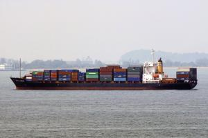 Photo of IBN AL ABBAR ship