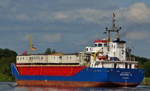 Photo of HELENE G ship