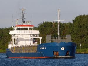 Photo of YVONNE K. ship
