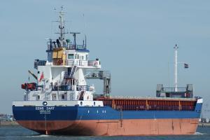 Photo of EEMS-DART ship