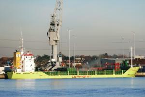 Photo of MAI LEHMANN ship