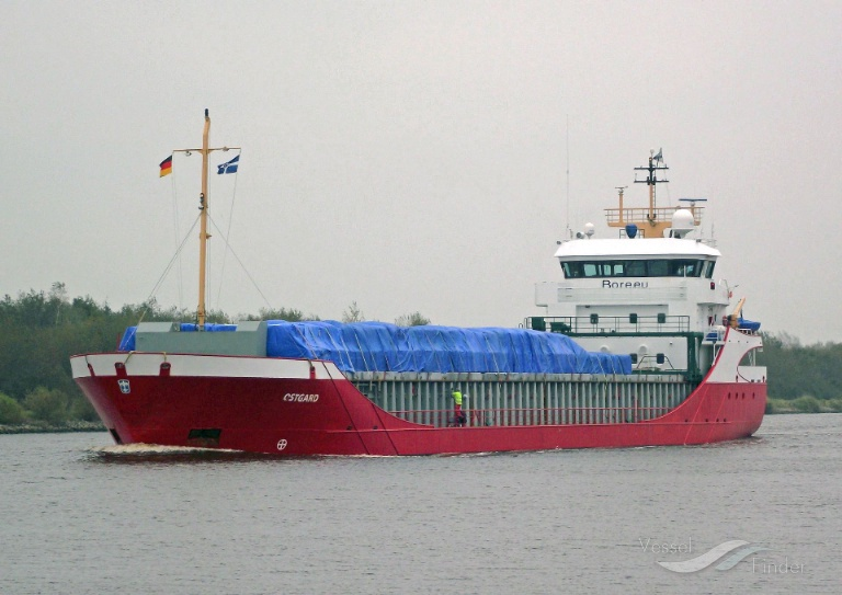 OSTBORG (MMSI: 245180000) ; Place: Kiel_Canal/ Germany