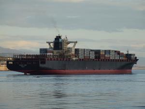 Photo of MAERSK KOBE ship