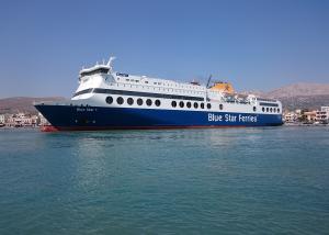 Photo of BLUE STAR1 ship