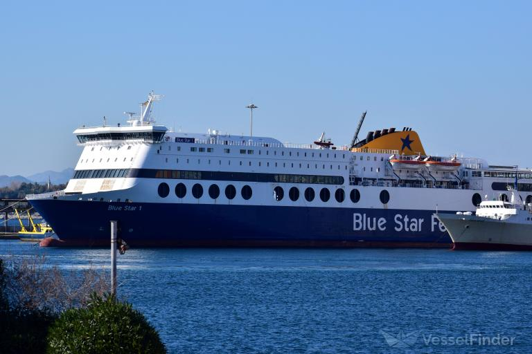 BLUE STAR 1 photo
