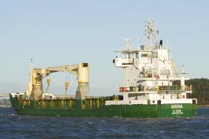 Photo of AGENA ship