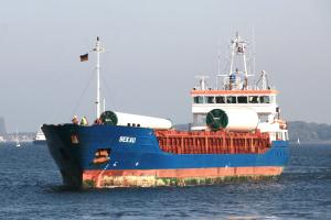 Photo of BEKAU ship